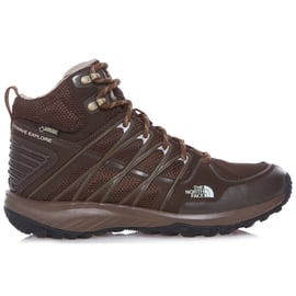 The North Face W Litewave Explore Mid GTX Dunkelbraun