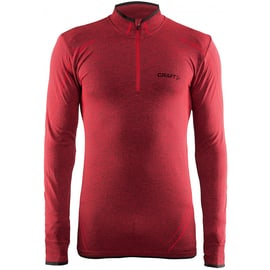 Craft Active Comfort Zip M Rot