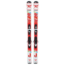 Rossignol Hero Jr + Xpress Jr 7 B83 Rot