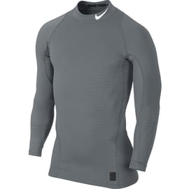 Nike Pro Warm Compression Hellgrau