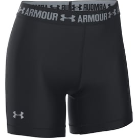 Under Armour UA HG Armour Middy Schwarz