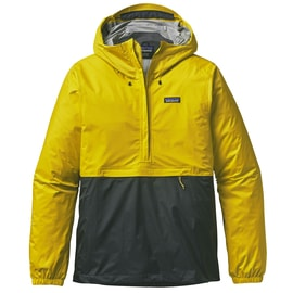Patagonia M´s Torrentshell Pullover Gelb