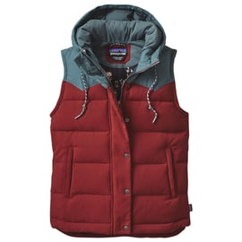Patagonia W´s Bivy Hooded Vest Rot