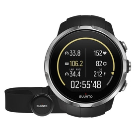 Suunto Spartan Racer Black HR Neutral