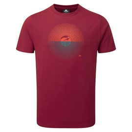 Mountain Equipment Prism Tee Men Ziegel
