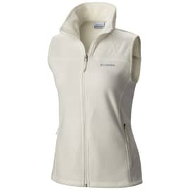 Columbia Fast Trek Fleece Vest Weiß