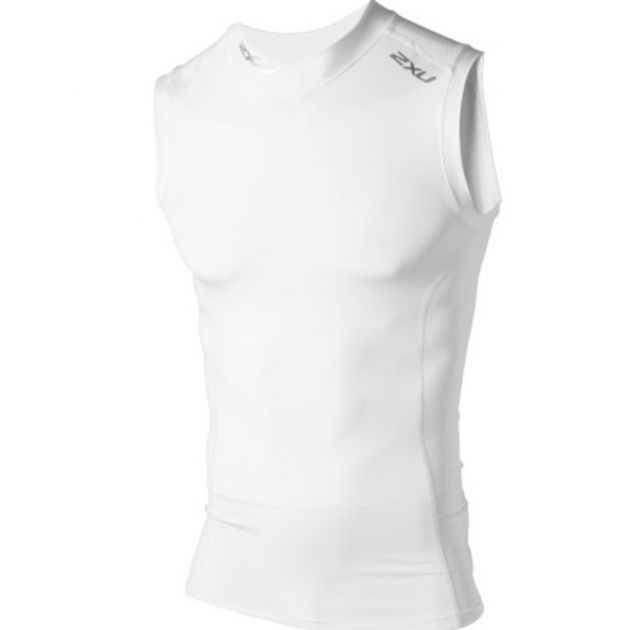 Mens Compression Sleeveless Top