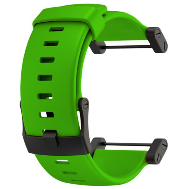 Core Green Rubber Strap
