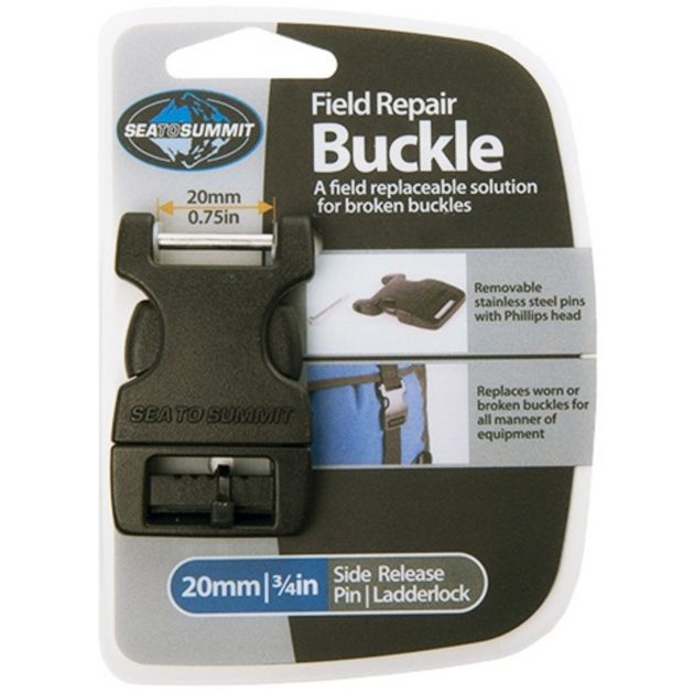 Field Repair Buckle Side Release 20mm 1 Pin