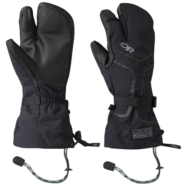 Outdoor Research Highcamp 3-Finger Ventia PRL Gloves Uni bei Sport Schuster München