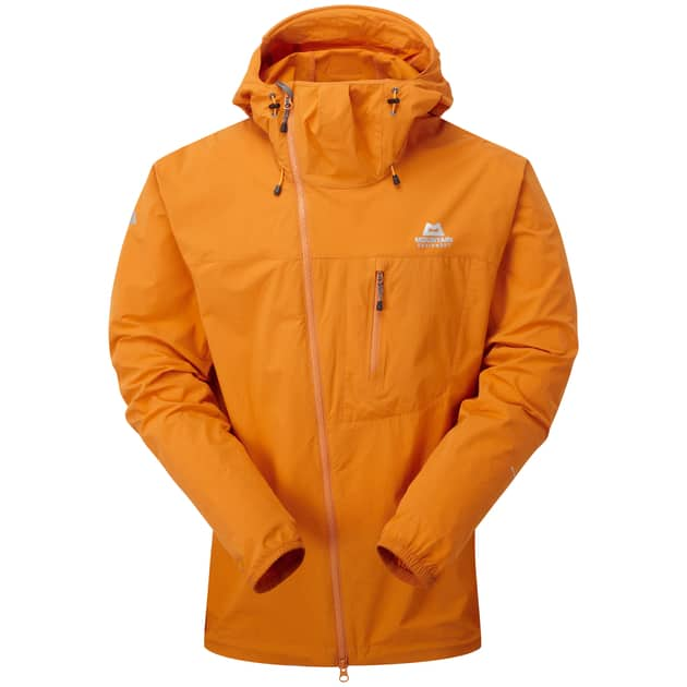 Squall Hooded Jacket Men