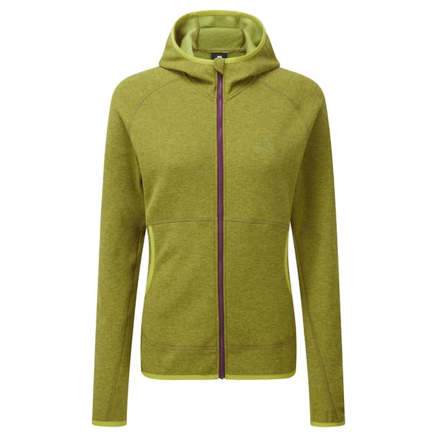 Calico Hooded Jacket Wmns