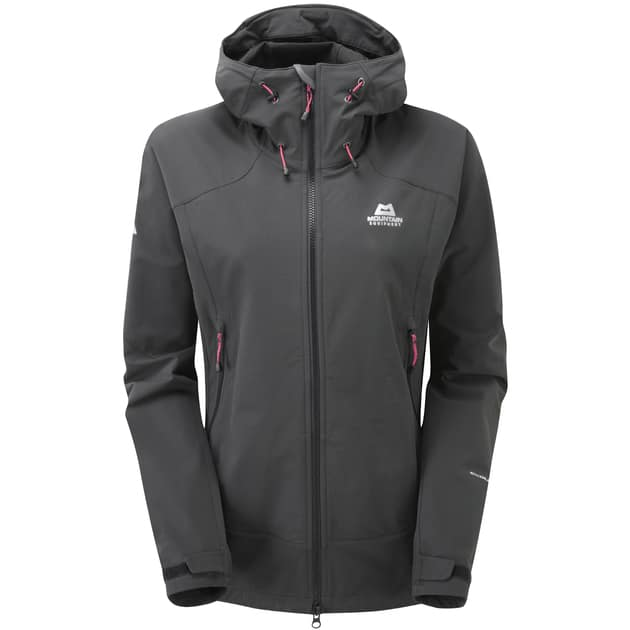 Women´s Frontier Hooded Jacket