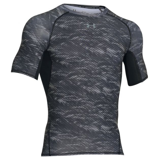 Under Armour Armour HG Printed SS bei Sport Schuster München