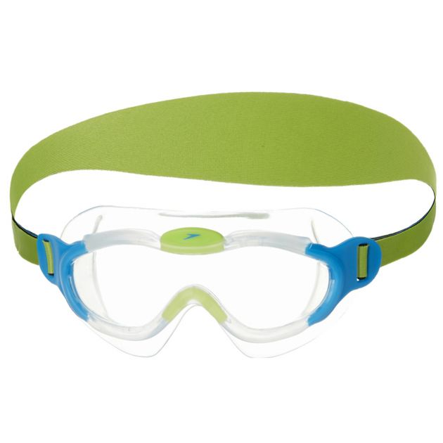 Sea Squad Mask Junior blau