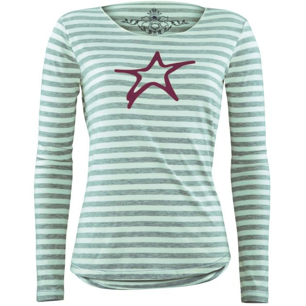 Kamah yoga and style Longsleeve Laetitia bei Sport Schuster München