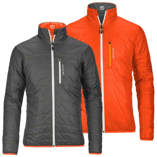 Piz Boval SW Light Jacket Men