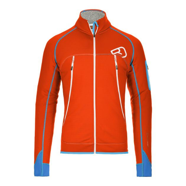 Fleece Plus Jacket Men