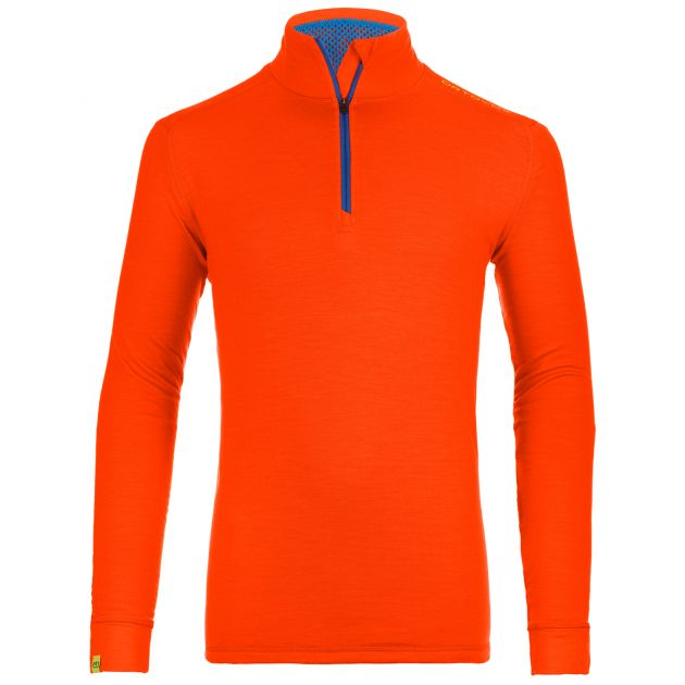 260Merino Net Long Sleeve Men