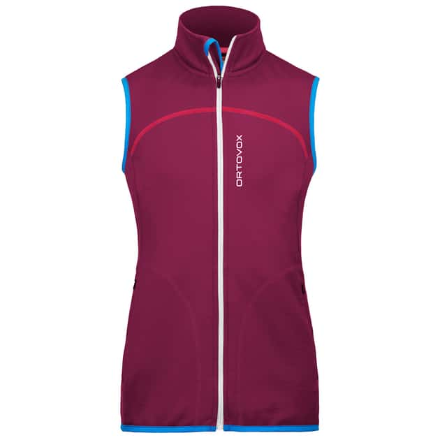 Merino Fleece Vest Women