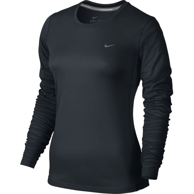 Nike Miler Long Sleeve