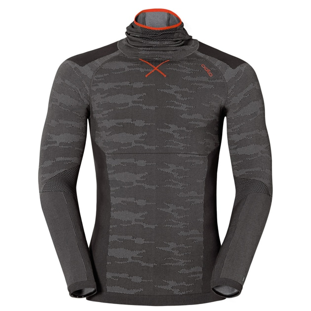 Blackcomb EVOLUTION WARM Shirt l/s with Facemask M