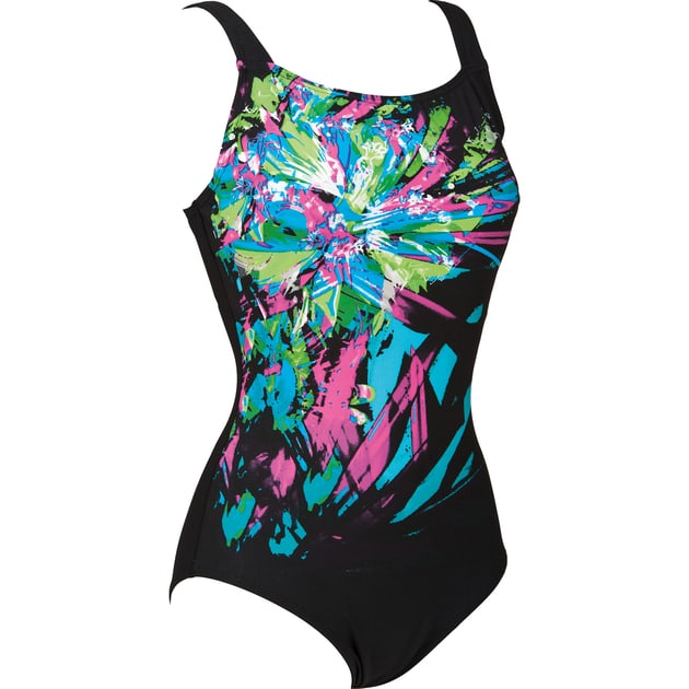 W Vision One Piece Low Cut C Cup