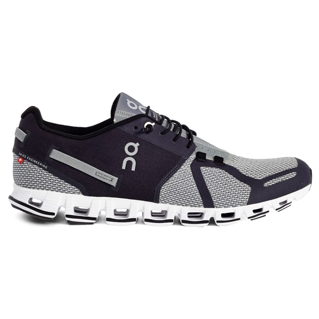 On Cloud Herren (Anthrazit 10 US, 44 EU) 198g | Running- & Walkingschuhe,Road