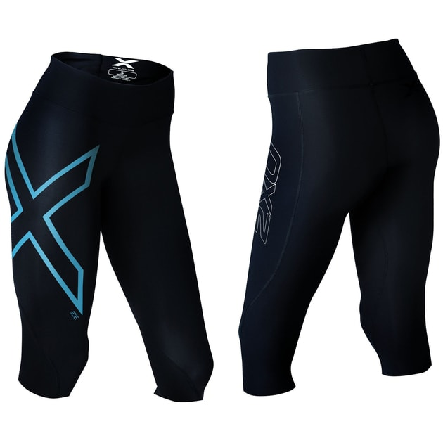 ICE X Mid Rise 3/4 Compression Tight