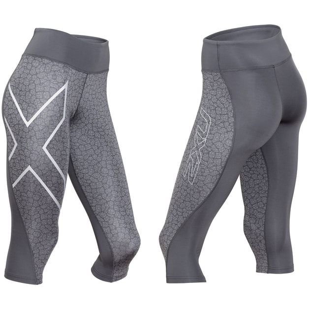 PTN Mid Rise 3/4 Compression Tights