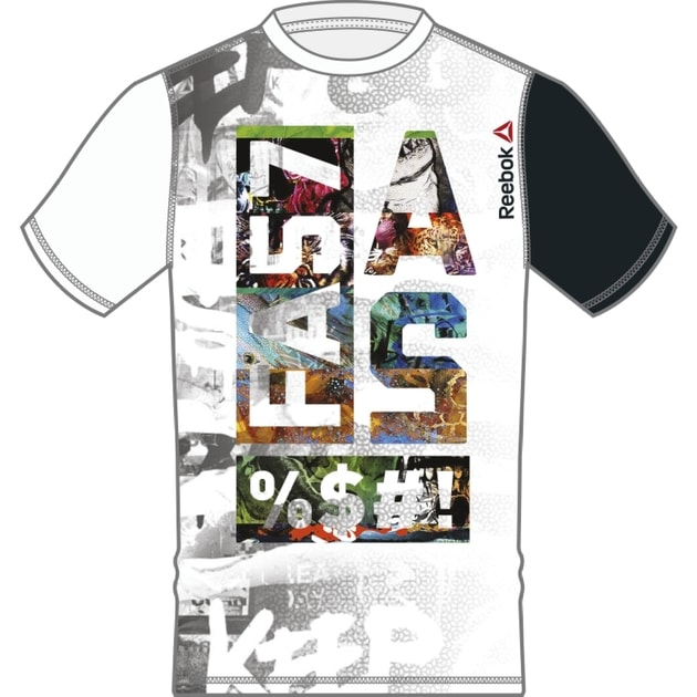 Fast AS Sublimated SS Top
