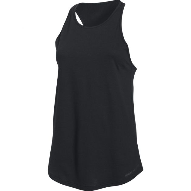 Under Armour CC Microthread Keyhole Tank bei Sport Schuster München