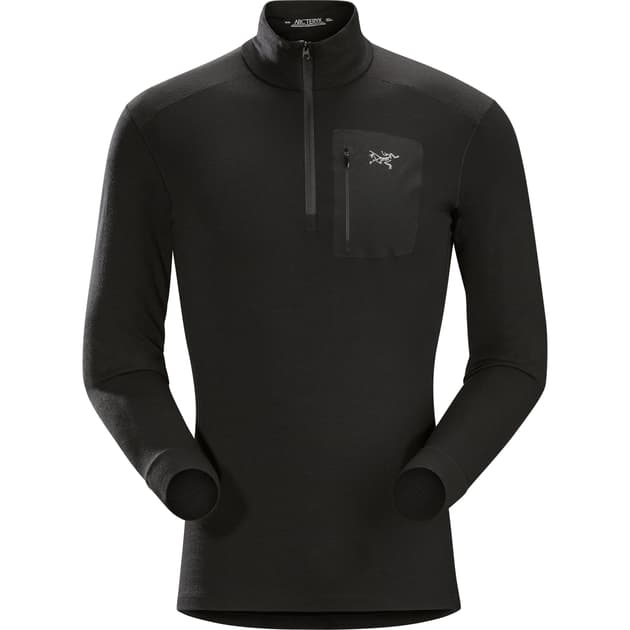 Satoro AR Zip Neck LS Men