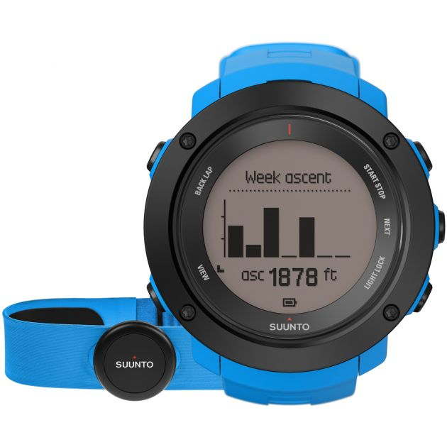 Ambit Vertical Blue HR