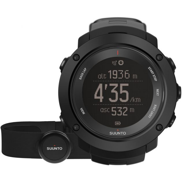 Ambit Vertical Black HR