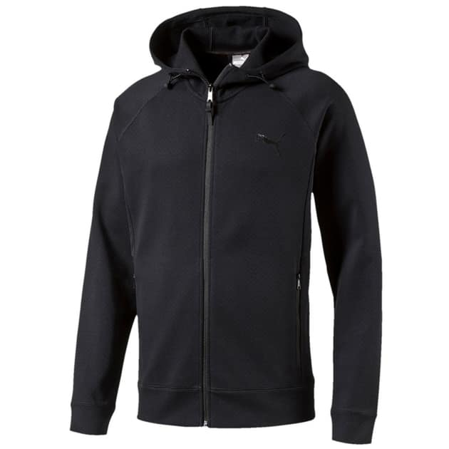 Active Dry Hooded Jacket