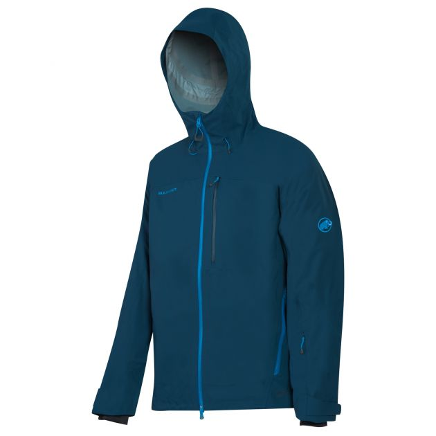 Alvier Tour HS Hooded Jacket Men