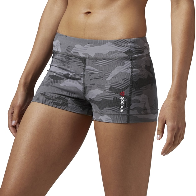 One Series Camo Hot Short