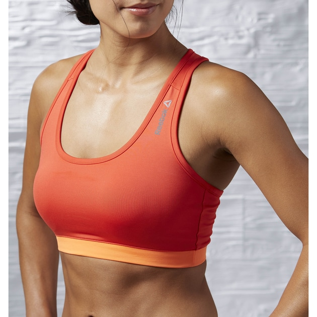 Work Out Ready Short Bra