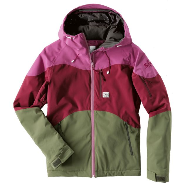 SheridanM. Padded Jacket Women