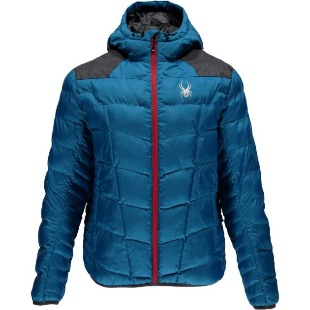 Geared Hoody Synthetic Jacket