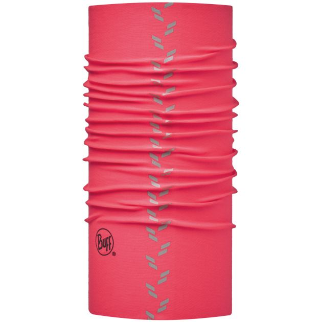 Reflective Buff R-Solid Pink Flour