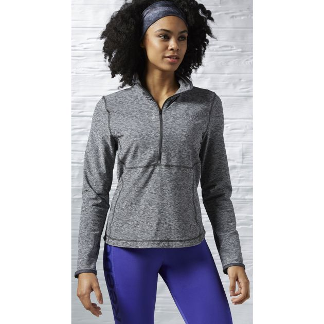 Workout Ready Long Sleeve 1/2 zip