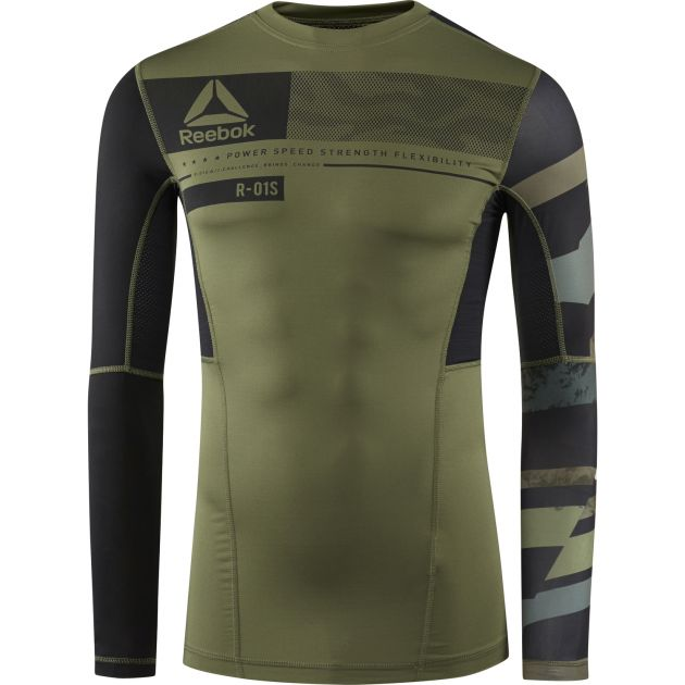 ONE Series ACTIVChill LS Compression Top
