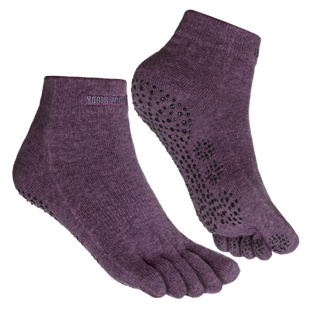 Yoga-Zehensocken 36-38