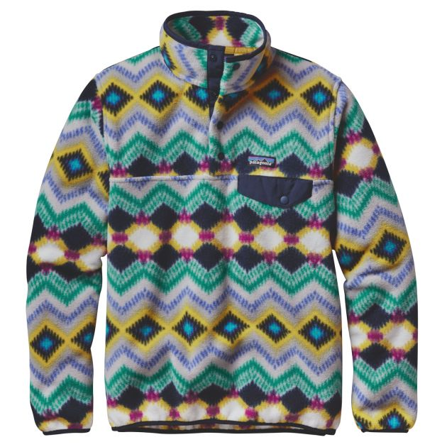 W´s LW Synchilla Snap -T Pullover
