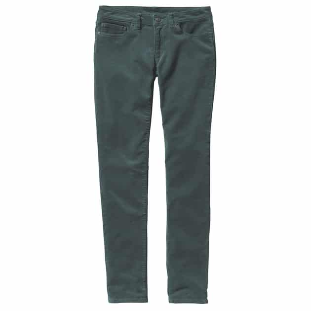 W´s Fitted Corduroy Pants