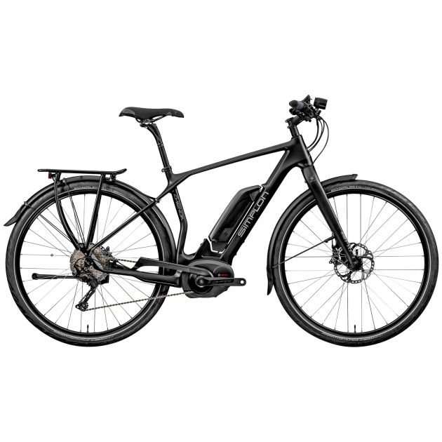 Simplon Herren (Anthrazit 56 in cm ) | E-Bikes