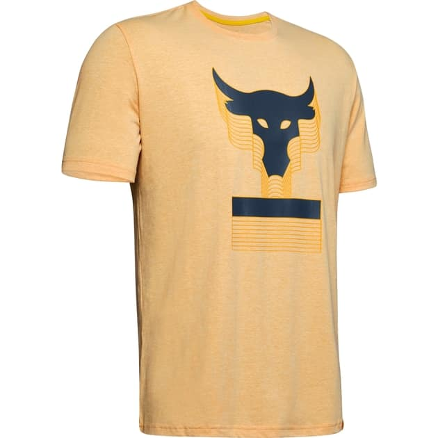 Under Armour Project Rock Above The Bar SS Tee bei Sport Schuster München
