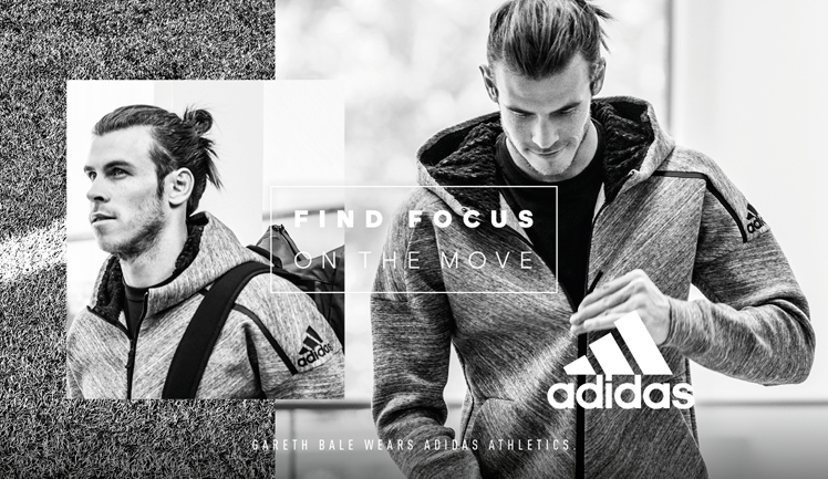 ADIDAS ATHLETICS FITNESS TRAVEL HOODIE online bei Sport Schuster in München.